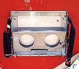 折畳式ホースバック取付装置