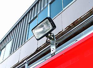 広角型作業灯