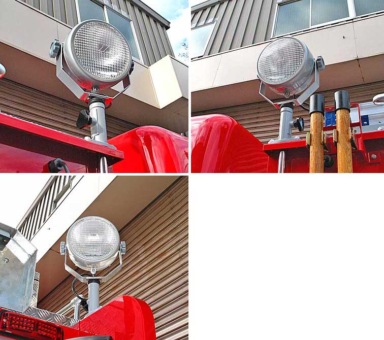 メタルハライド照明装置
