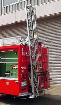梯子昇降装置