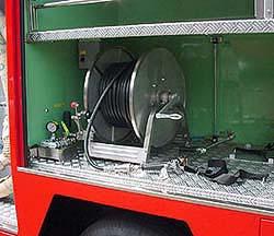 高圧噴霧装置