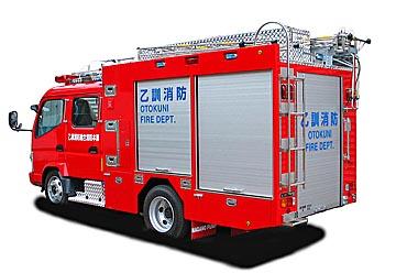 CD-I型(700L水槽付き・サイドプル吸管巻取り装置)