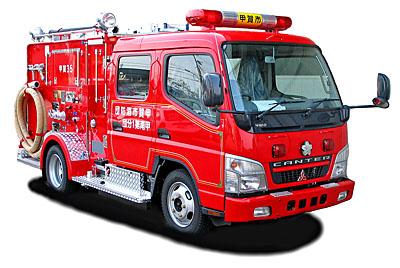 CD-I型(1000L水槽付 専用設計車輌)