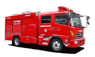 水Ⅱ型(オールシャッター式 専用設計車輌)