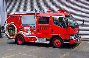 CD-I型(金沢市分団仕様 2001年モデル 車種三菱)